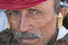 Visages Indien
